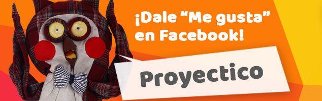 """¡Dale """"Me gusta"""" en Facebook!"""